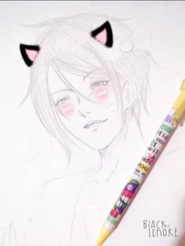 +-Sebby meow (doodle)-+