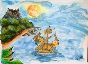 Monkey Island Fan Art