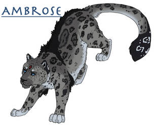 Ambrose Ref by ClockworkSky