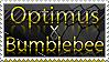 OptimusxBee Stamp by OptimusxBee