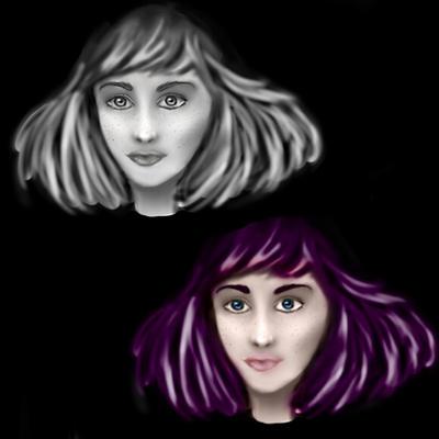 Practice Sketch by RubyKiwi