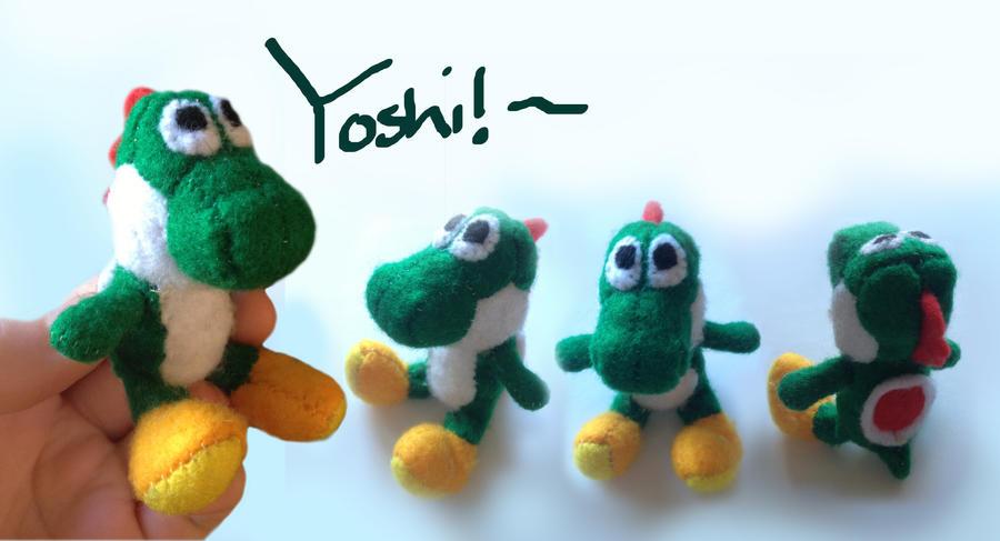 yoshi plush template - yoshi plush by blacknight4711 on deviantart