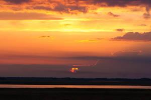 Sunset Sky 4 by DarkBeforeDawn23