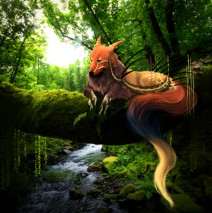 Kaax: Paradise by DarkBeforeDawn23