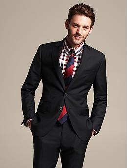 Pinstripe Skinny Suit - Hardon Clothes