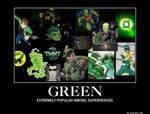 Green Demotivation Update