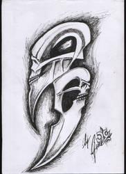 Gungrave symbol by AlucardUndertaker