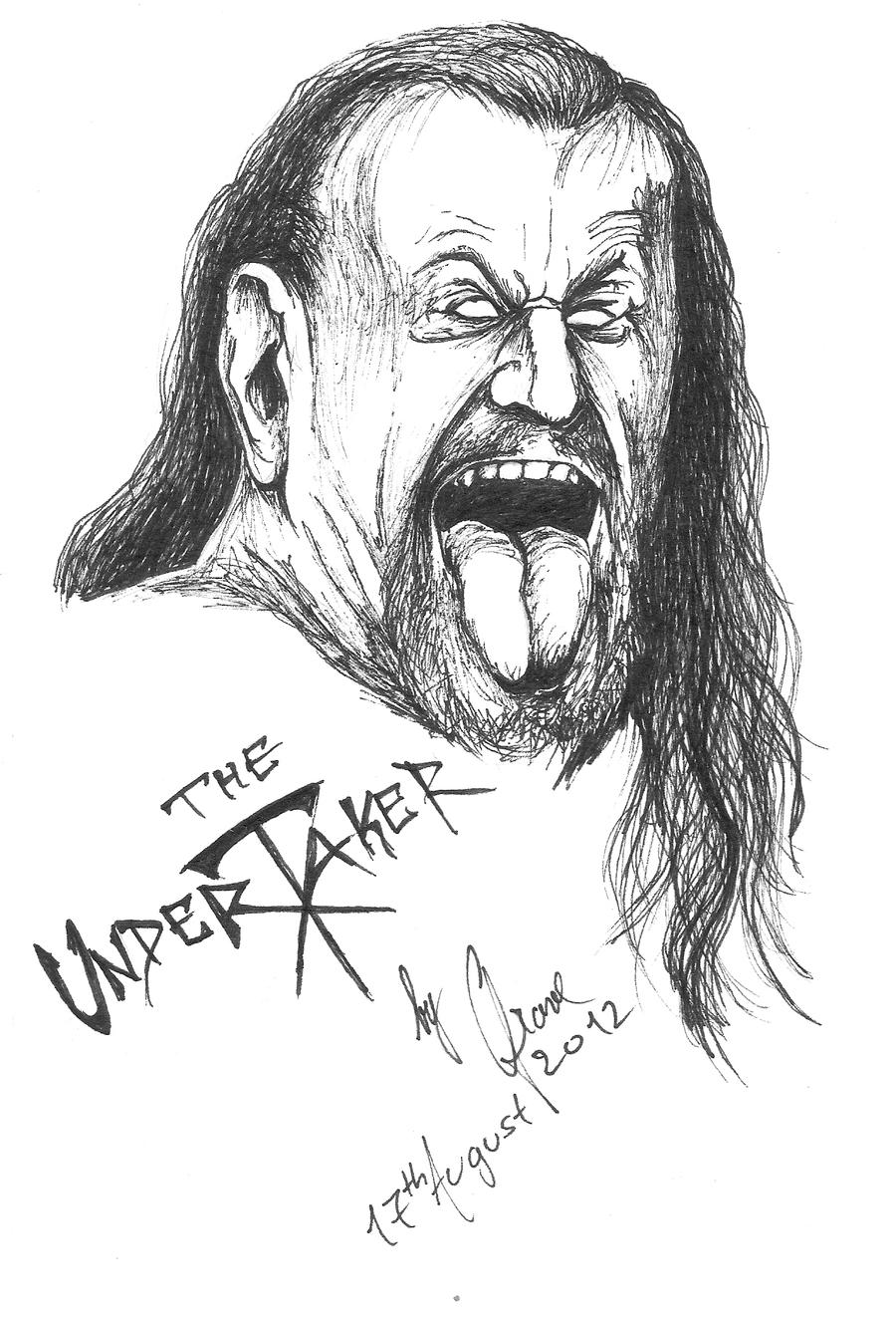 Adult Cute Undertaker Coloring Pages Gallery Images best wwe undertaker coloring pages sketch page view larger image gallery images