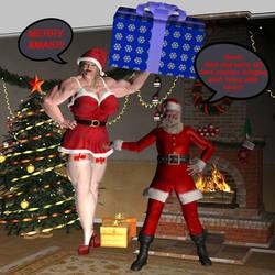 Merry Xmas by zgannero