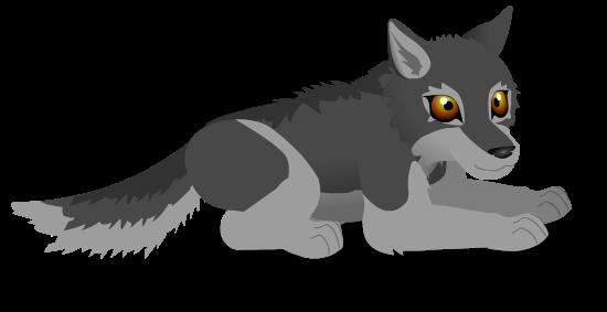 wolf 1 by PurpleRat-YS