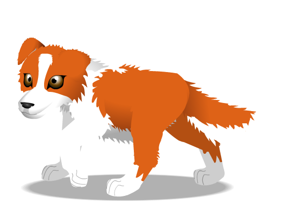 border collie B by PurpleRat-YS