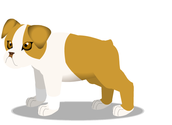 british bulldog A by PurpleRat-YS