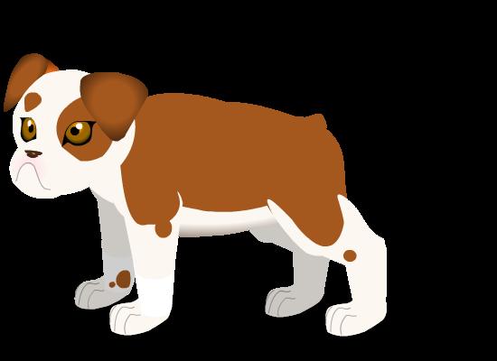 british bulldog B by PurpleRat-YS