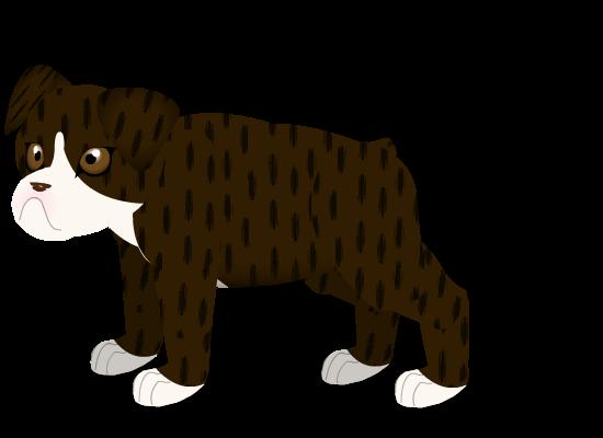 british bulldog C by PurpleRat-YS