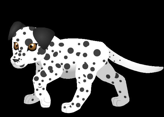 Dalmatian by PurpleRat-YS