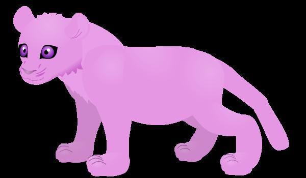 pink panther by PurpleRat-YS