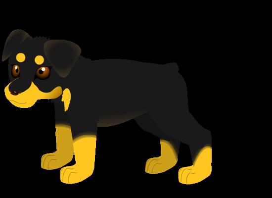 rottweiler by PurpleRat-YS