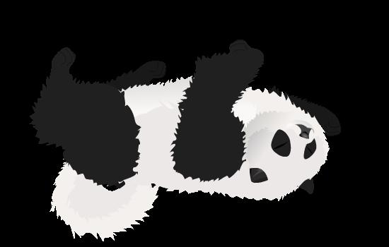 chow chow E dead panda by PurpleRat-YS