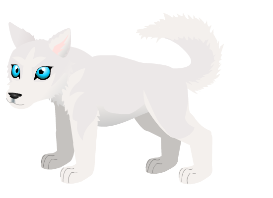 Husky pup F by PurpleRat-YS