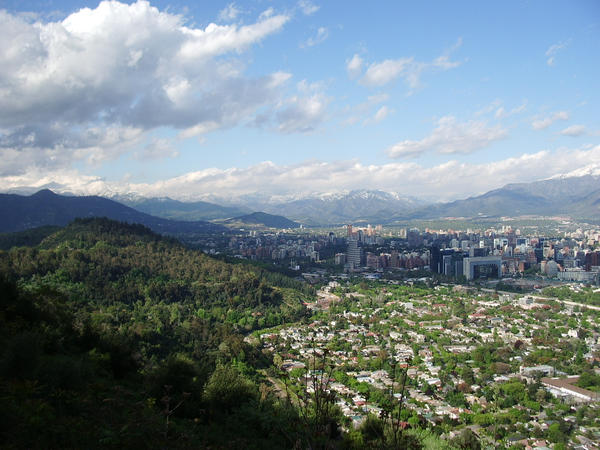 ¡Felices fiestas patrias! Santiago__Chile_III_by_layfan
