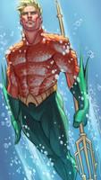 Aquaman by RFLINT