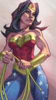 Wonder Woman by RFLINT