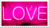 Stamp: LOVE by Z4V3R14