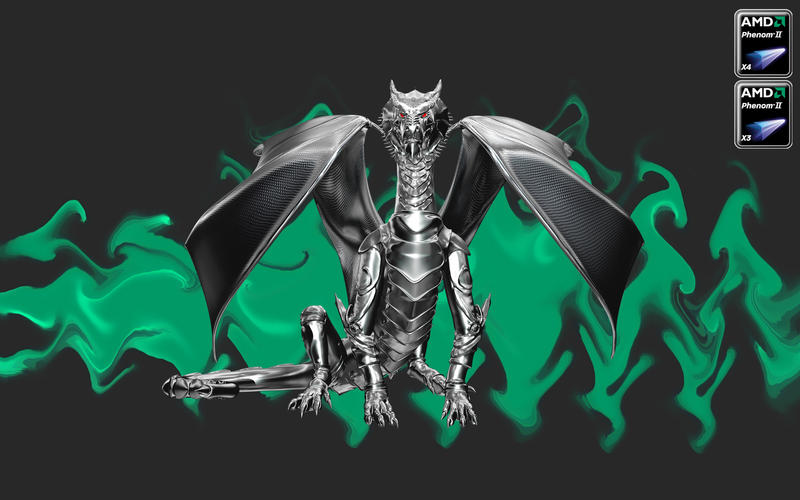 download amd dragon wallpapers - photo #13