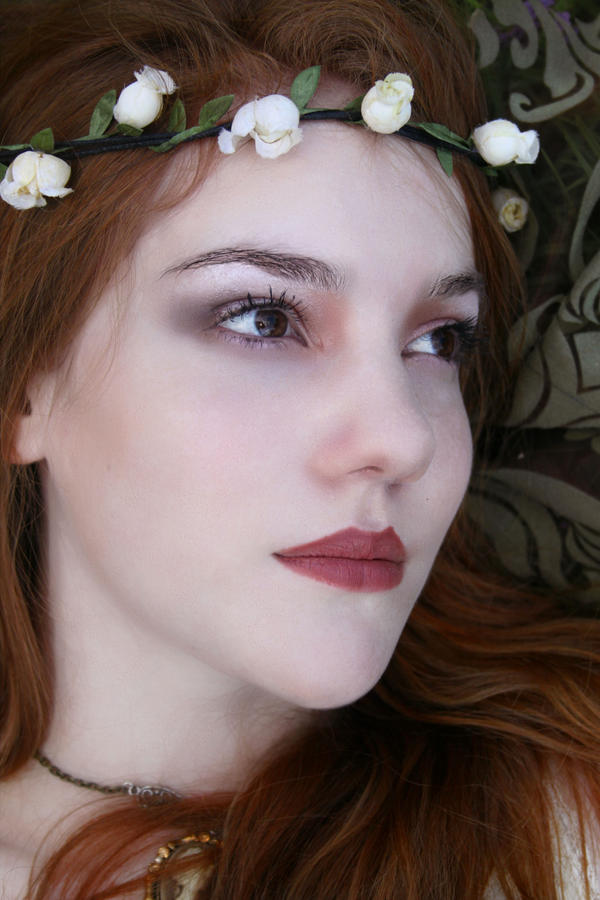 Winter flower by Amelia-Rose-Wilde