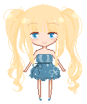 Pixel Chibi by Shakened