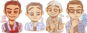Josh doodles