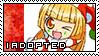 I ADOPTED KUSU KUSU by ChiisanaHoshi