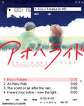 Kou x Futaba Winamp Skin