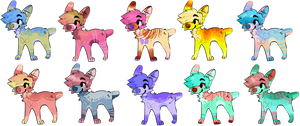 Cheap Resell Doggo Adopts- OPEN (4/10)