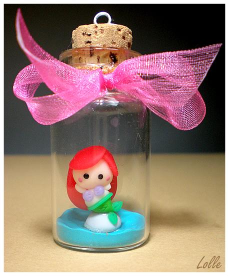 Fimo Ariel by LolleBijoux
