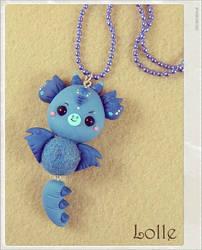 Clay Flurry Dragon