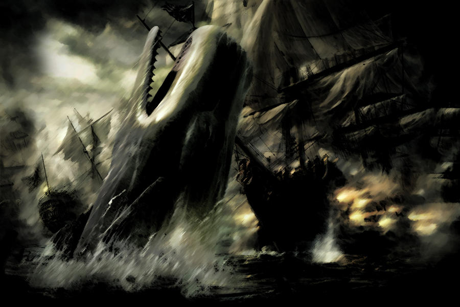 Moby dick wallpaper 002 by timonth on deviantart - Dick wallpaper ...