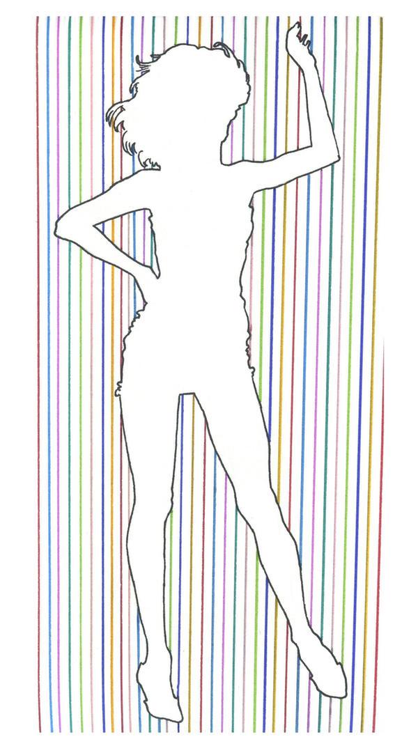 silhouette by nenetophni
