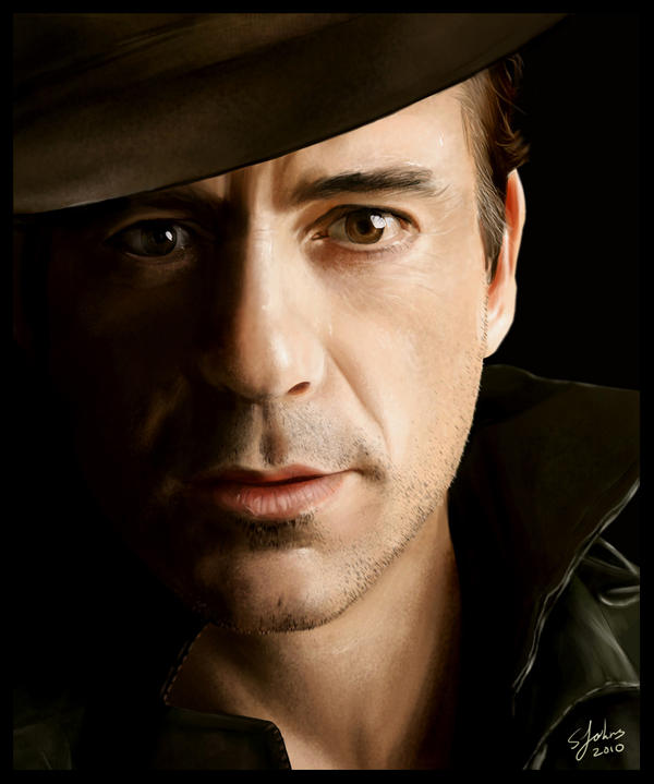 Robert Downey Jr by Sheridan-J