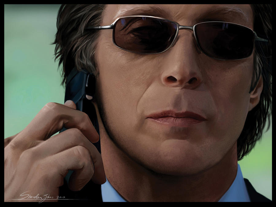 William Fichtner- Agent Mahone by Sheridan-J