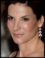 Sandra Bullock by Sheridan-J
