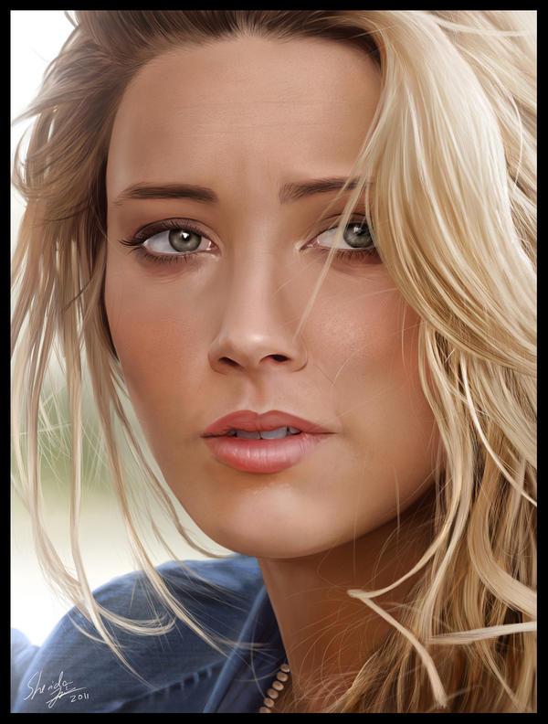 Amber Heard - DRIVE ANGRY by Sheridan-J