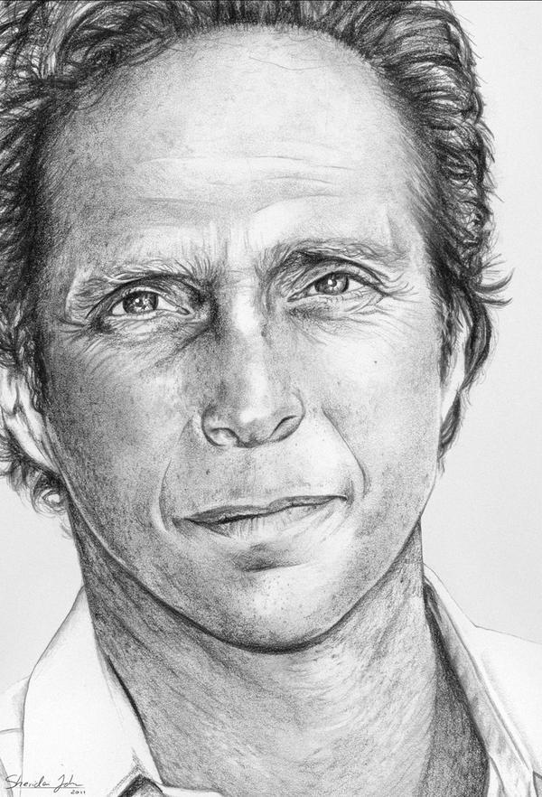 Portrait on PAPER by Sheridan-J