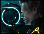 TRON Legacy - GAME ON by Sheridan-J