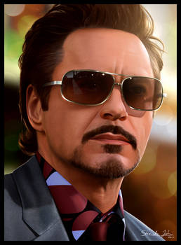 Robert Downey Jr ver.2