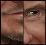 Harvey Keitel - Portrait Details