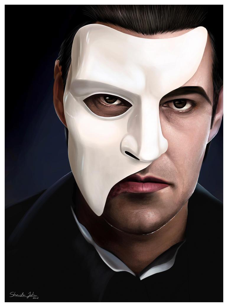 Phantom Of The Opera Coney Island Paintings