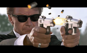 Reservoir Dogs.....IN 3D