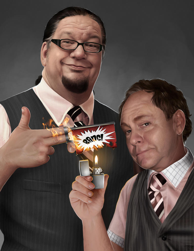 penn and teller online