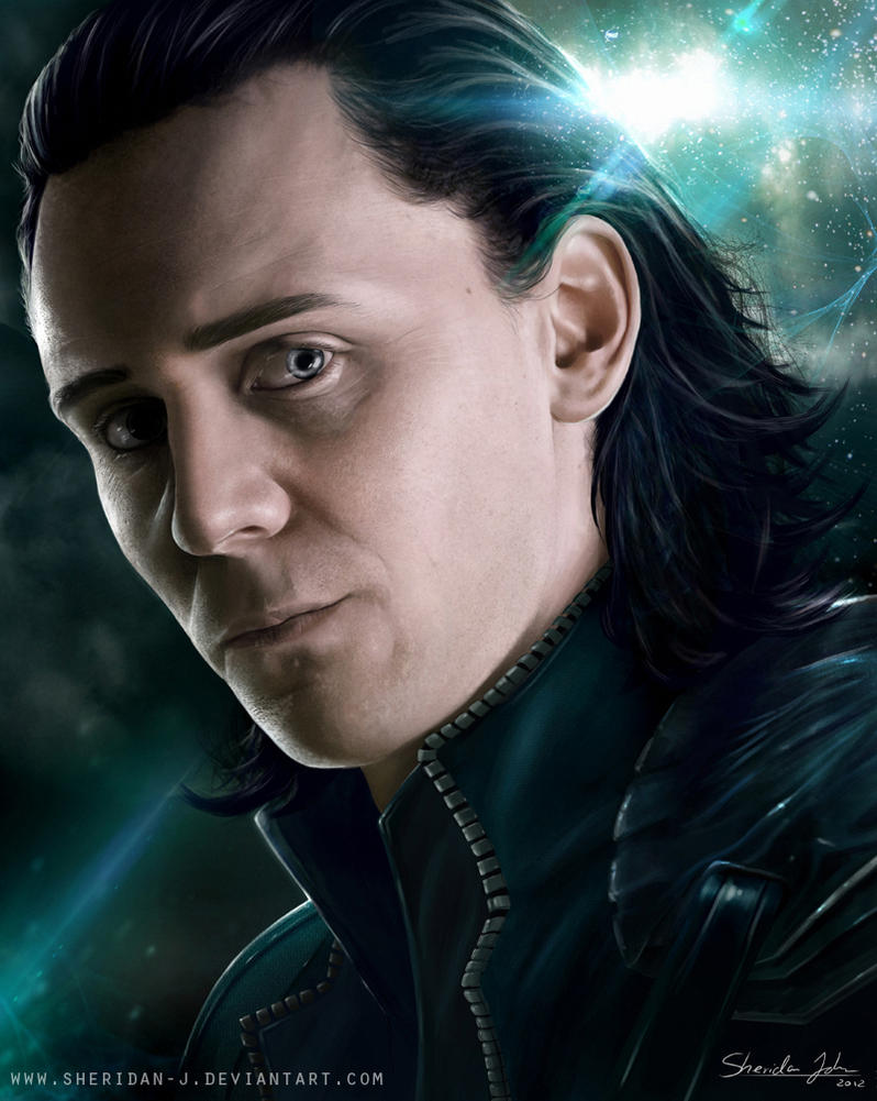 #01 LOKI by Sheridan-J on DeviantArt
